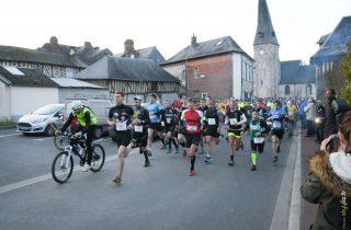 Trail Nocturne Moyaux 2017 Calvados-1
