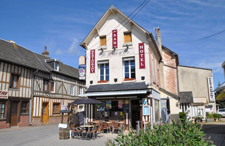 commerce bras or restaurant amical moyaux