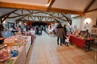 marché noël amical moyaux 2018