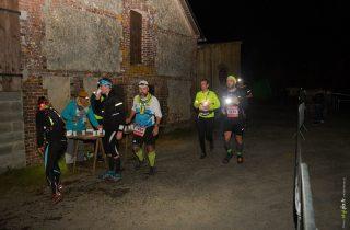 trail nocturne moyaux calvados normandie